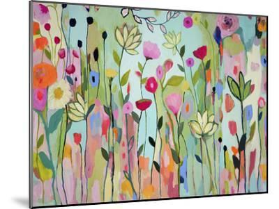 Flowers-Carrie Schmitt-Mounted Premium Giclee Print