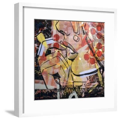 Klank Klank-Dan Monteavaro-Framed Giclee Print