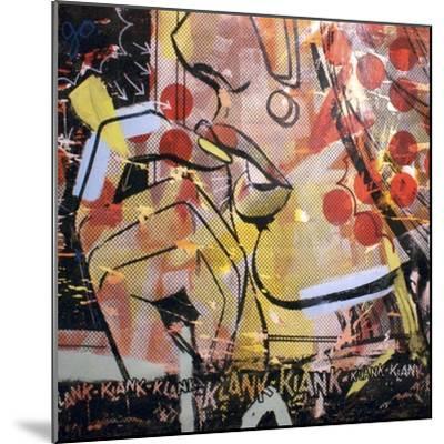 Klank Klank-Dan Monteavaro-Mounted Giclee Print