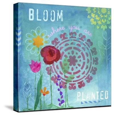 Bloom-Fiona Stokes-Gilbert-Stretched Canvas Print