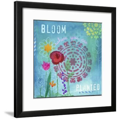 Bloom-Fiona Stokes-Gilbert-Framed Giclee Print
