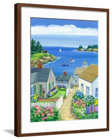 The Quiet Side-Geraldine Aikman-Framed Giclee Print