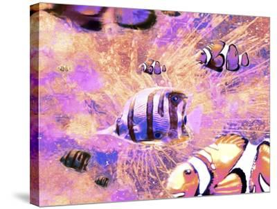 Undersea LVI-Fernando Palma-Stretched Canvas Print