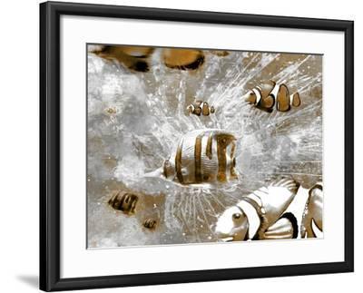 Undersea LVII-Fernando Palma-Framed Giclee Print