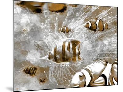 Undersea LVII-Fernando Palma-Mounted Giclee Print