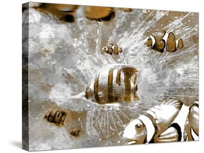 Undersea LVII-Fernando Palma-Stretched Canvas Print