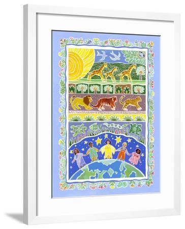 Children of the World-Geraldine Aikman-Framed Giclee Print