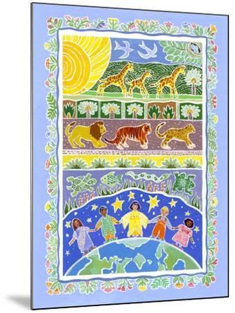 Children of the World-Geraldine Aikman-Mounted Giclee Print