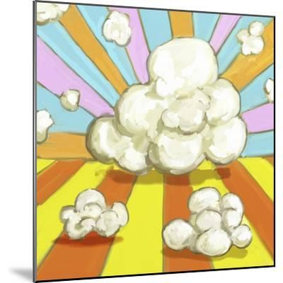 Pop Popcorn-Howie Green-Mounted Giclee Print