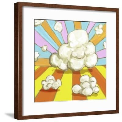 Pop Popcorn-Howie Green-Framed Giclee Print