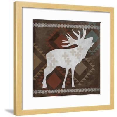 Moose-Erin Clark-Framed Giclee Print