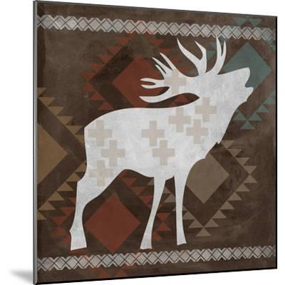 Moose-Erin Clark-Mounted Giclee Print