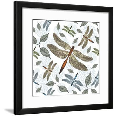 Repeat Patter 15-LXVI-Fernando Palma-Framed Giclee Print