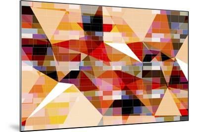 Triangle 7-LXXVII-Fernando Palma-Mounted Giclee Print