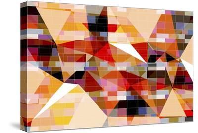 Triangle 7-LXXVII-Fernando Palma-Stretched Canvas Print