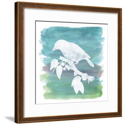 Watercolor Bi2-Erin Clark-Framed Giclee Print
