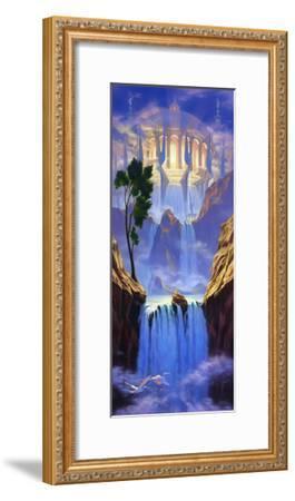 Christian Zion-Jeff Haynie-Framed Giclee Print
