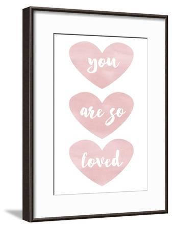 Loved-Erin Clark-Framed Giclee Print