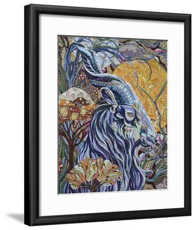 Full Moon-Erika Pochybova-Framed Giclee Print