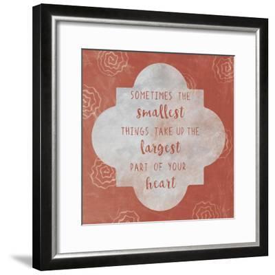 Large Heart-Erin Clark-Framed Giclee Print