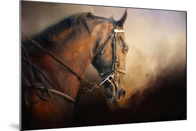 Working the Heat-Jai Johnson-Mounted Giclee Print
