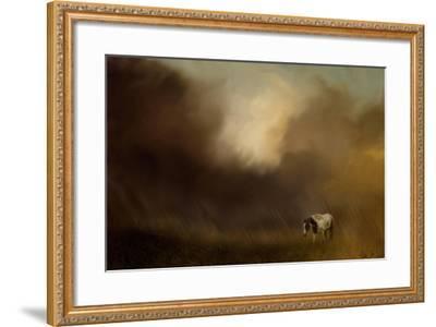 Traveling Through the Storm-Jai Johnson-Framed Giclee Print