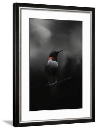 Waiting in the Darkness-Jai Johnson-Framed Giclee Print