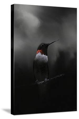Waiting in the Darkness-Jai Johnson-Stretched Canvas Print