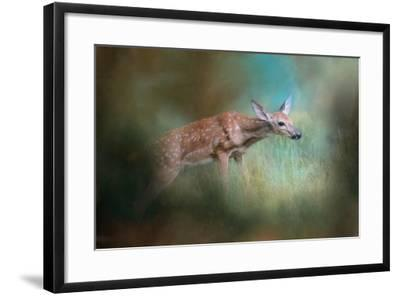 Up the Hill and into the Light-Jai Johnson-Framed Giclee Print