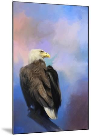 Watching over the Heavens-Jai Johnson-Mounted Giclee Print