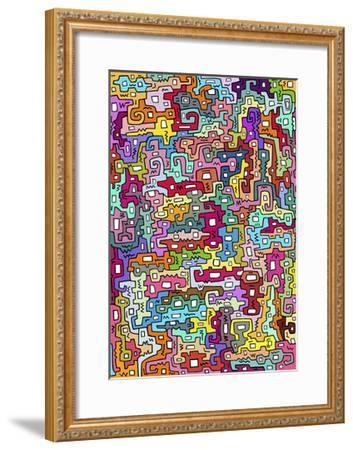 Life 3-Miguel Balb?s-Framed Giclee Print