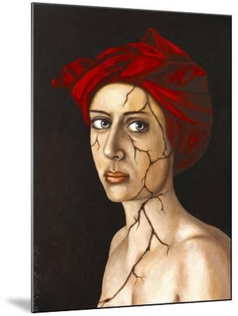 Fractured Identity-Leah Saulnier-Mounted Giclee Print
