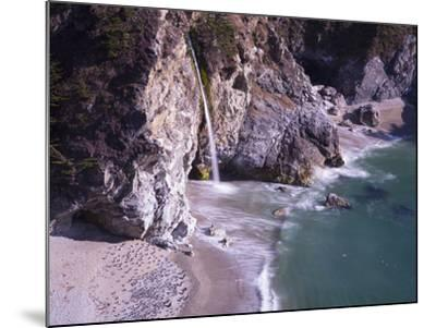 Waterfall Beach 2-Moises Levy-Mounted Photographic Print