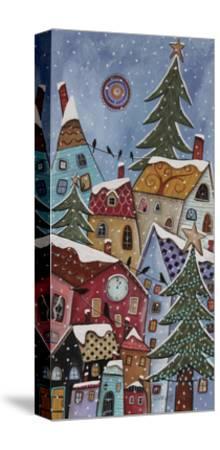 One O'Clock-Karla Gerard-Stretched Canvas Print