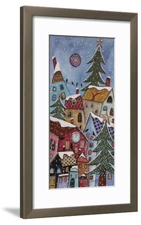 One O'Clock-Karla Gerard-Framed Giclee Print