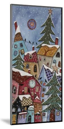 One O'Clock-Karla Gerard-Mounted Giclee Print