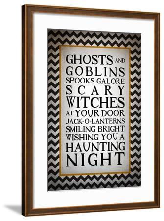 Haunting Night-Kimberly Glover-Framed Giclee Print