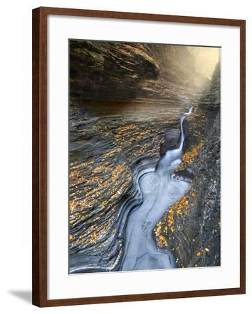 Flow-Moises Levy-Framed Photographic Print