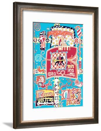 Middle Age I-Miguel Balb?s-Framed Giclee Print