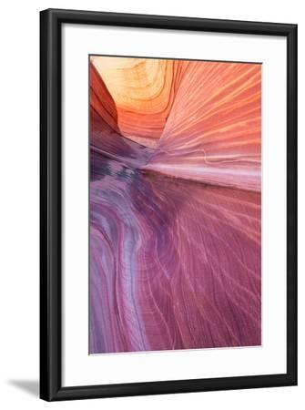Wave detail 1-1-Moises Levy-Framed Photographic Print