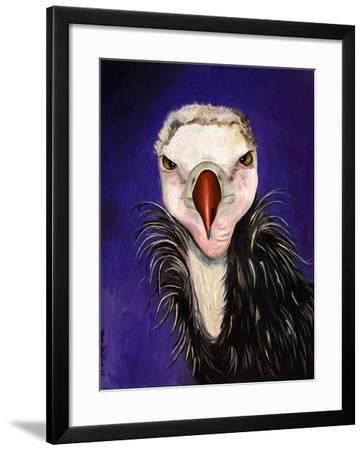 Baby Vulture-Leah Saulnier-Framed Giclee Print