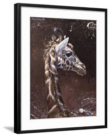 Michael Jackson 14-Michael Jackson-Framed Giclee Print