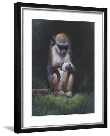 Monkey-Michael Jackson-Framed Giclee Print