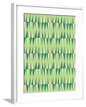 Harlequin 3-Josefina Baumann Aubone-Framed Giclee Print