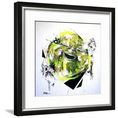 Relief-Taka Sudo-Framed Giclee Print