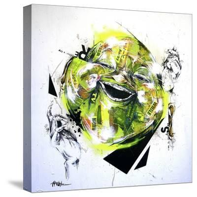 Relief-Taka Sudo-Stretched Canvas Print