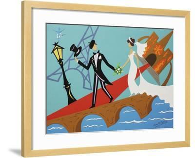 16COP-Pierre Henri Matisse-Framed Giclee Print