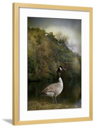 The Canadian Goose-Jai Johnson-Framed Giclee Print