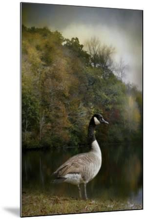 The Canadian Goose-Jai Johnson-Mounted Giclee Print