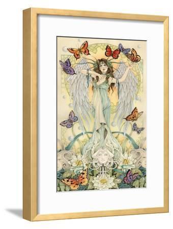 The Soul Searchers 3-Linda Ravenscroft-Framed Giclee Print